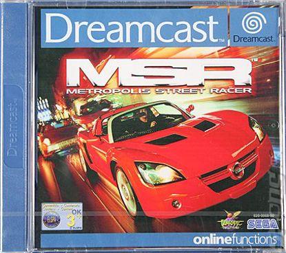Obrazek Dreamcast, Metropolis Street Racer