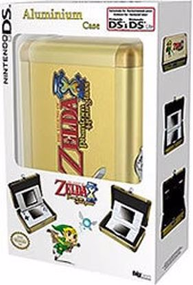 Picture of Zelda Phantom Hourglass NDS/Lite Alu Case